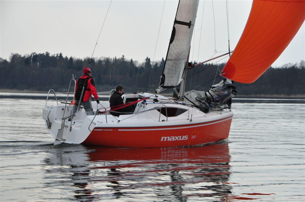 Maxus 22 race edition